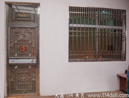 不锈钢门窗效果图 -富雅门窗厂 尽在中国114黄页