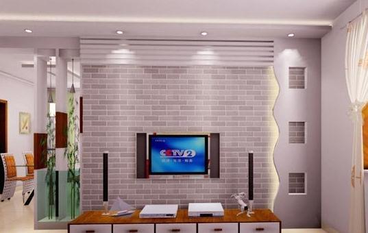 这些都能带动家装电视背景墙效果图